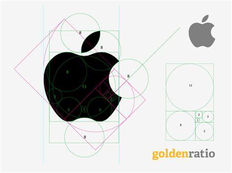 layout perusahaan apple mendesain logo dengan golden ratio there s something