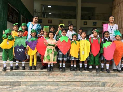 fancy dress competition grade  vydehi school