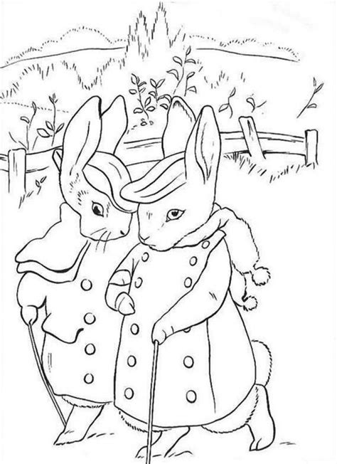 peter rabbit coloring pages coloring home