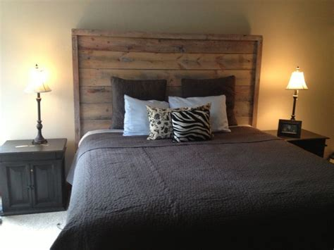 reclaimed headboard ideas reclaimed barn wood headboard our completed projects