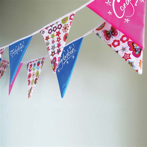 Selasa Promo Bunting Flag Motif Pizza promo catering triangular synthetic bunting outdoor