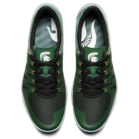 michigan state shoes nike week zero collection collegiate shoes sportfits