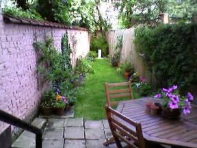 petit jardin de ville photo 1 2 un jardin qui ne