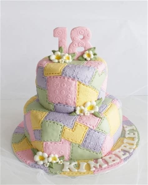 Patchwork Quilt Cake - 34 best images about patchwork quilt cake on