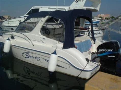 saver 690 cabin sport barco de ocasi 243 n saver saver 690 cabin sport id 1841