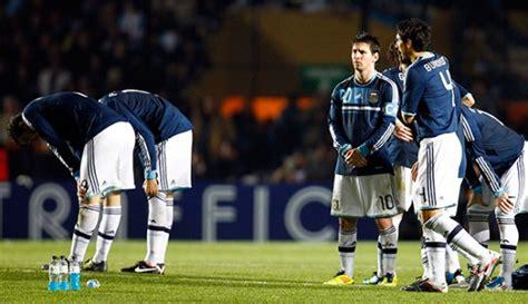 argentina vs uruguay copa america 2011 quot tragedia en santa fe quot uruguay elimina a argentina de quot su