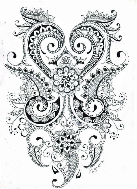 paisley tattoos designs mehndi flower design flower tattoos mehndi