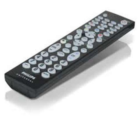 Philips Sru4208wm Universal Remote Control User Manual
