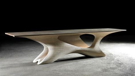 Amazing futuristic dining table design   Interior Design