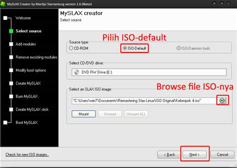tutorial remastering kali linux tutorial 4 remastering menggunakan aplikasi myslax