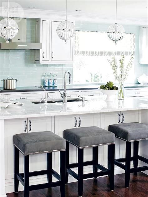 Grey Velvet Counter Stools by 17 Best Images About Barstools On Janus