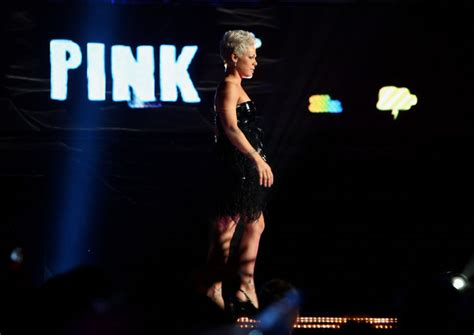 2007 Mtv Australian Awards by Pink In Show At The Mtv Australia Awards 2007