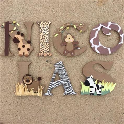 decoracion de letras de madera decoracion de letras de madera para habitaciones de bebe
