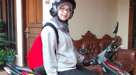 Helm Untuk Wanita 5 Tips Memilih Helm Untuk Wanita Berhijab Informasi
