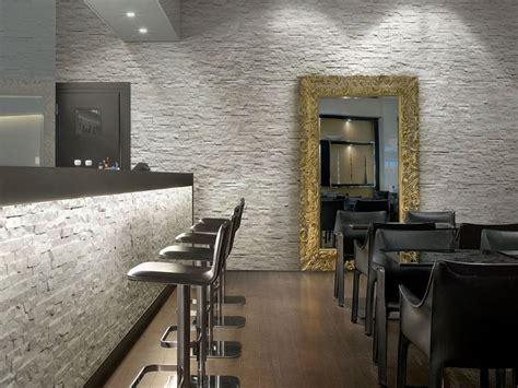 piastrelle effetto pietra parete parete in pietra naturale gres le pareti in pietra
