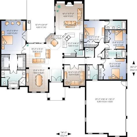 houseplans and more 155 best house plans images on pinterest dream house