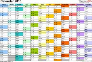 calendar 2013 uk with bank holidays amp excel pdf word templates