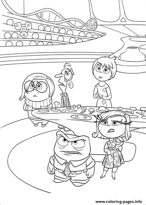 coloring page inside out inside out 10 coloring pages printable