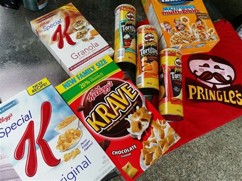 Where To Test Carpet Clue For Excellerrance - giveaway from kellogg s kelloggcainnovations