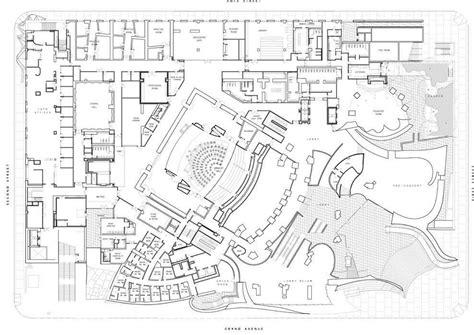 concert hall floor plan gehry s disney concert hall floor plans google search