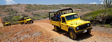 Aruba Baby Beach Jeep Safari   De Palm Tours Aruba   Island Tours and Activities