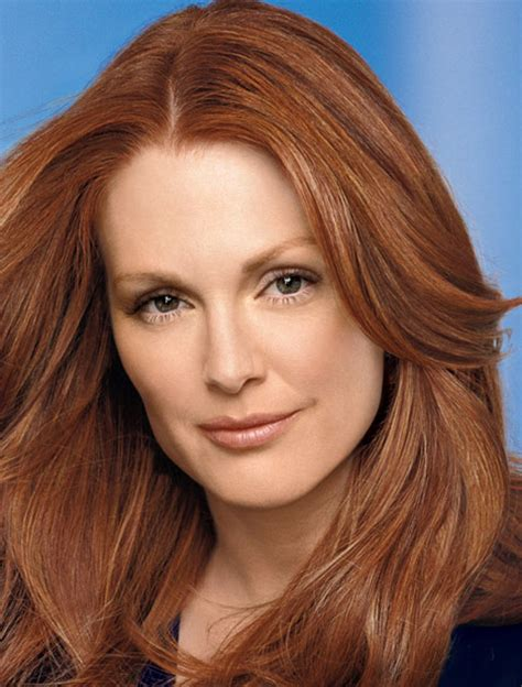 julianne moore natural hair color ocktonxeqi reddish brown hair color with