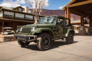 jeep wrangler 75th anniversary review pictures auto