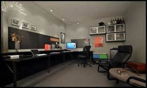 Office In Garage Turning Your Garage Into A Home Office Space Small Biz