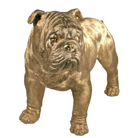 bulldog home decor 28 images table top ceramic bulldog