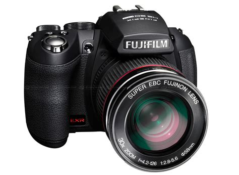 Kamera Fujifilm Finepix Hs20exr fujifilm unveils finepix hs20 exr advanced superzoom digital photography review