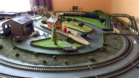 hornby layout youtube hornby trakmat extension 3 trying a new layout 00 gauge