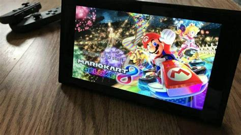 Kaset Nintendo Switch Mario Kart 8 un mostra le introduttive segrete di mario