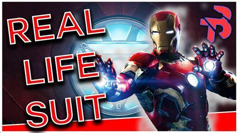 build iron man suit avengers infinity