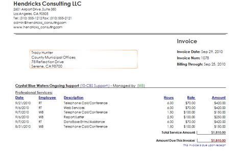invoice template for hours worked invoice template hours worked hardhost info