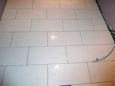 Quartz Floor Tiles by Durham Tiling