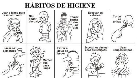 imagenes para colorear higiene personal fotos de habitos de higiene imagui imagenes pinterest