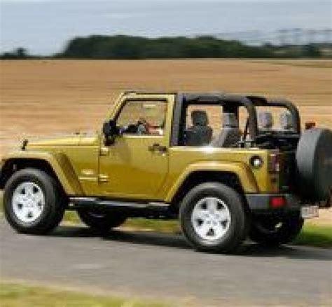 Jeeps Plus Jeep Wrangler 2 8 Crd Jk72 Rebelle Challenges Fr