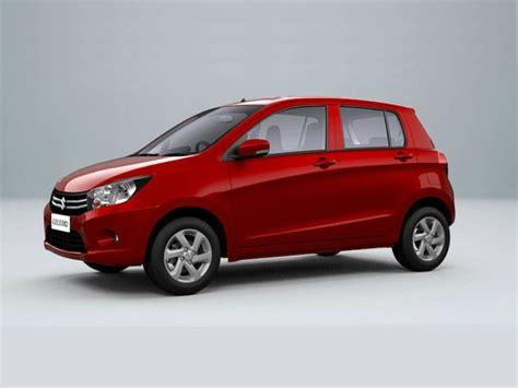 Maruti Suzuki Celerio India Maruti Celerio Price Pictures Comparison With I10 Wagon R