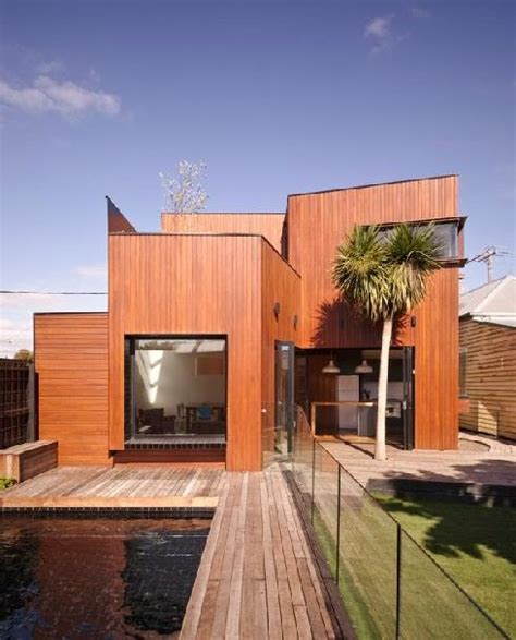 exquisite views and fine modern details dudley residence modern barrow house in melbourne australia