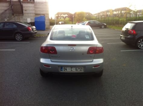 mazda logo for sale 2004 mazda 3 for sale for sale in drogheda louth from