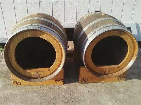 dog house wine wine barrel dog house dogs pinterest