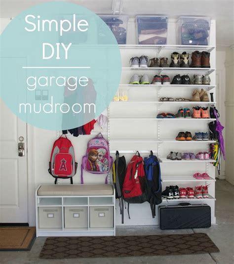 School Garage Cd by Best 25 Shoe Organizer Entryway Ideas On Diy
