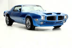 Pontiac Firebird Pictures All American Classic Cars 1971 Pontiac Firebird Formula