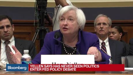 K Fed Was Fling With by Fed S Yellen Made To Look Like A Stammering Idiot By Rep