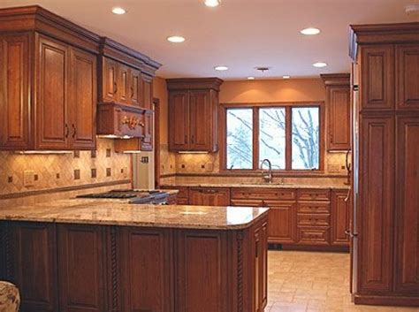 Kitchen Cabinets With Countertops by Kitchen Countertops And Cabinet Combinations New