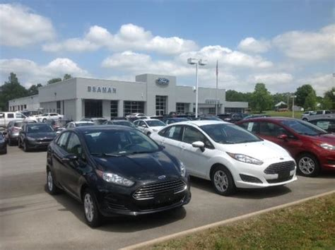 beaman ford dickson tn 37055 car dealership and auto