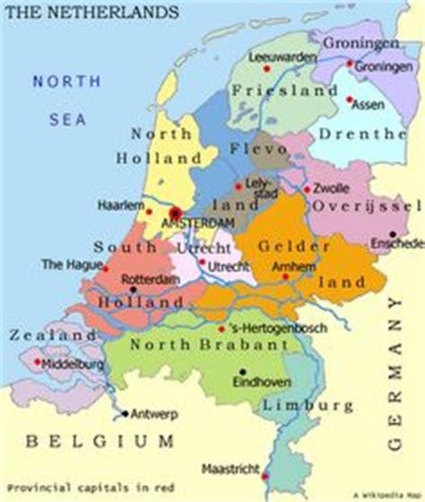 netherlands germany map 1000 images about netherland holanda on