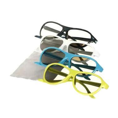 Kacamata 3d Khusus Led Merek Lg jual lg agf315 kacamata for led 3d 4 pcs harga