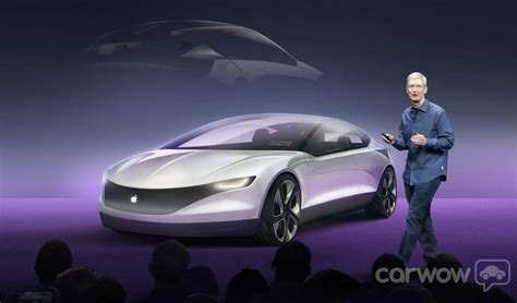 design apple car apple electric car concept photos