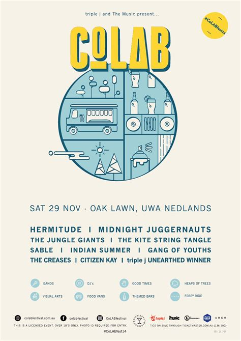 childish gambino melbourne tickets colab festival debut lineup announced music feeds